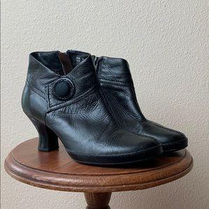 Indigo Booties Size 7